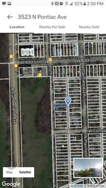 3523 N Pontiac, Chicago, IL 60634 Belmont Terrace