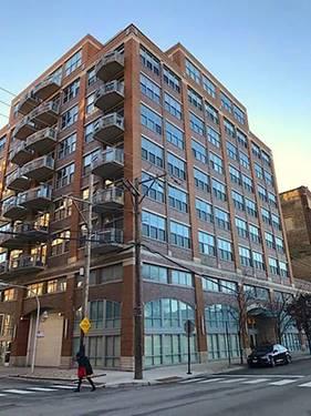 933 W Van Buren Unit 603, Chicago, IL 60607