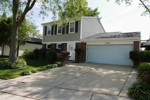 4955 Rochester, Hoffman Estates, IL 60010