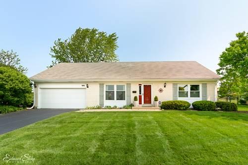 980 Norman, Hoffman Estates, IL 60192