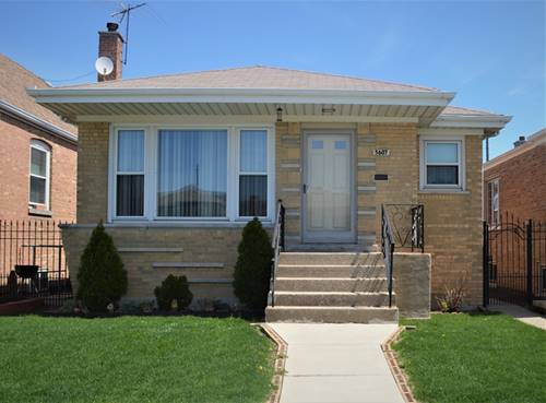 5607 S Kolmar, Chicago, IL 60629 West Elsdon