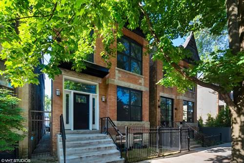 2140 W Moffat, Chicago, IL 60647 Bucktown