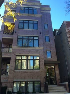 3518 N Wilton Unit 3, Chicago, IL 60657 Lakeview