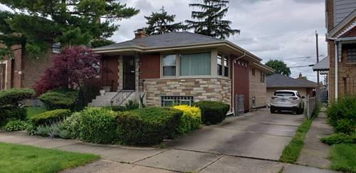 5538 S Meade, Chicago, IL 60638 Garfield Ridge