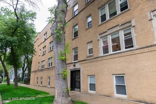 3652 W Belle Plaine Unit 204, Chicago, IL 60618 Irving Park