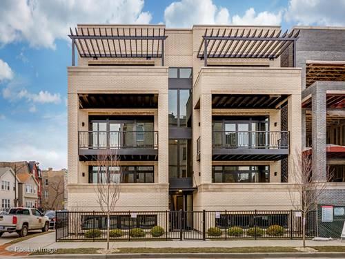 1366 W Walton Unit 2W, Chicago, IL 60642 Noble Square