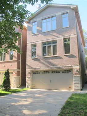 5329 W Windsor, Chicago, IL 60630 Jefferson Park