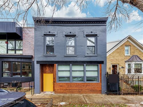 1736 W Crystal Unit 1, Chicago, IL 60622 Wicker Park