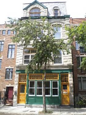 1238 N Noble Unit 1, Chicago, IL 60642 Noble Square