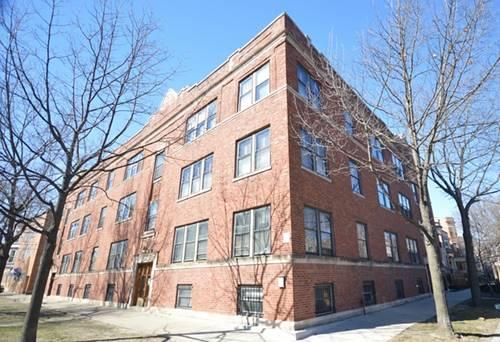 1338 W Waveland Unit 1, Chicago, IL 60613 Lakeview