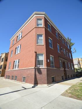 3602 N Hermitage Unit 1, Chicago, IL 60613 West Lakeview
