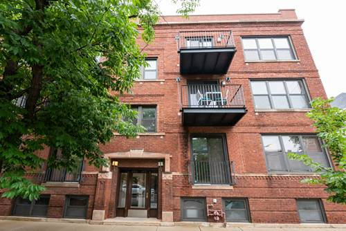 3551 N Paulina Unit 2, Chicago, IL 60657 West Lakeview