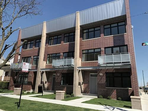 1804 W Warner, Chicago, IL 60613 Northcenter