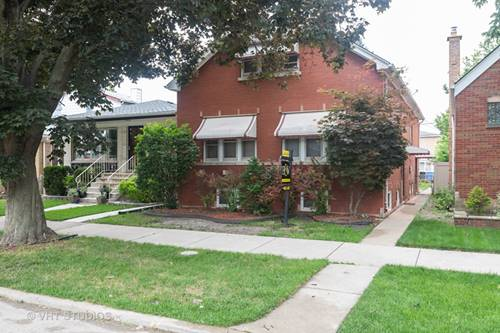6107 S Mayfield, Chicago, IL 60638 Clearing West