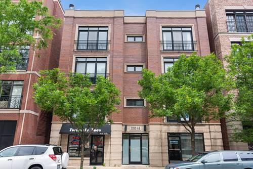 2242 W Belmont Unit 4E, Chicago, IL 60618 Roscoe Village