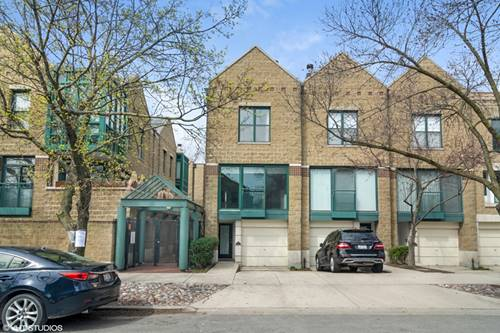 1614 N Mohawk, Chicago, IL 60614 Lincoln Park