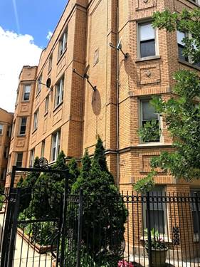 2842 N Whipple Unit 3A, Chicago, IL 60618