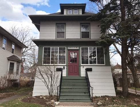 940 Wesley, Oak Park, IL 60304