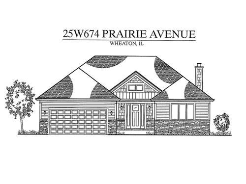 25W674 Prairie, Wheaton, IL 60187
