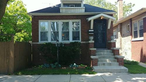 8006 S Kimbark, Chicago, IL 60619 Avalon Park