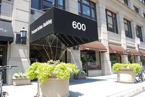 600 S Dearborn Unit 2210, Chicago, IL 60605