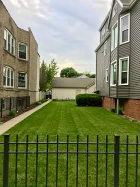 4118 N St Louis, Chicago, IL 60618 Irving Park