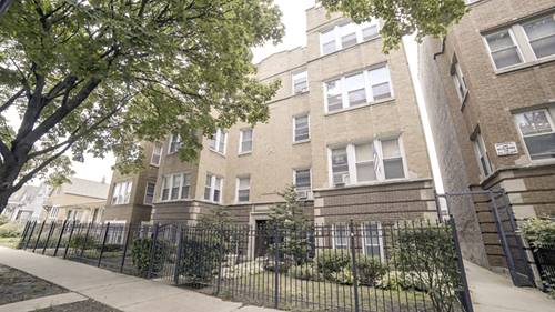2627 N Ridgeway Unit 1N, Chicago, IL 60647 Logan Square