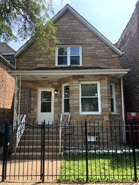 1929 N La Crosse, Chicago, IL 60639 Belmont Cragin