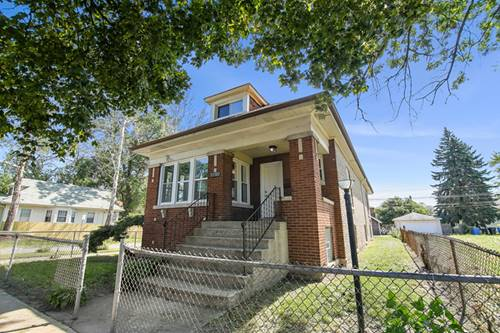 11301 S Eggleston, Chicago, IL 60628 Roseland
