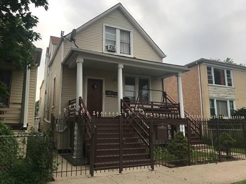 2248 N Parkside, Chicago, IL 60639 Belmont Cragin