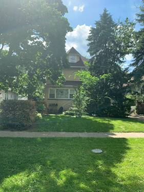 2424 N Nordica, Chicago, IL 60707 Montclare