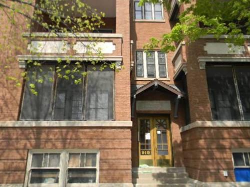 910 W Waveland Unit 1, Chicago, IL 60613 Lakeview