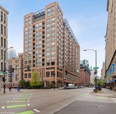 520 S State Unit 1513, Chicago, IL 60605 South Loop