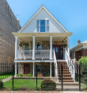 4142 N Troy, Chicago, IL 60618 Irving Park
