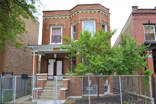 4050 W Crystal, Chicago, IL 60651 Humboldt Park