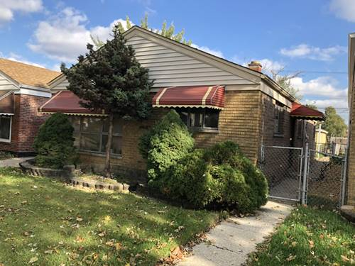 4611 S La Crosse, Chicago, IL 60638 LeClaire Courts