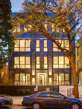 1632 N Orchard Unit 302N, Chicago, IL 60614 Lincoln Park