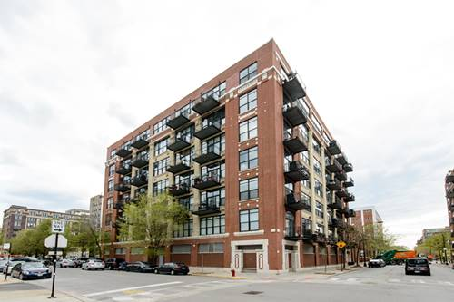 843 W Adams Unit 510, Chicago, IL 60607 West Loop