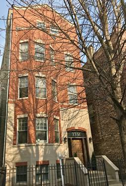 3351 N Southport Unit 3, Chicago, IL 60657 West Lakeview