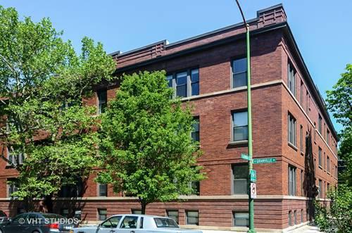 1306 W Granville Unit 2, Chicago, IL 60660 Edgewater