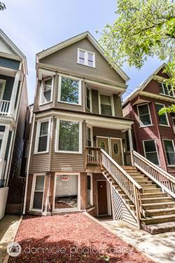 3416 N Greenview Unit 1, Chicago, IL 60657 West Lakeview