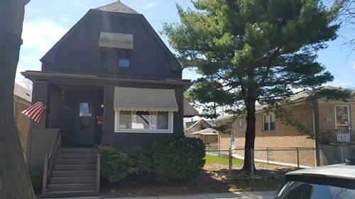 6337 W Patterson, Chicago, IL 60634 Portage Park