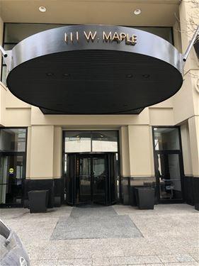 111 W Maple Unit 2504, Chicago, IL 60610 Near North