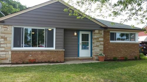 10736 S Pulaski, Oak Lawn, IL 60453