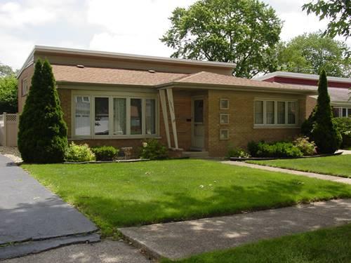 10621 S Keeler, Oak Lawn, IL 60453