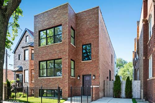 2342 W Melrose, Chicago, IL 60618 Roscoe Village