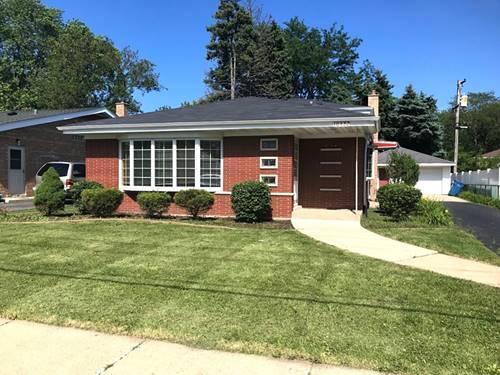 10327 S Kostner, Oak Lawn, IL 60453