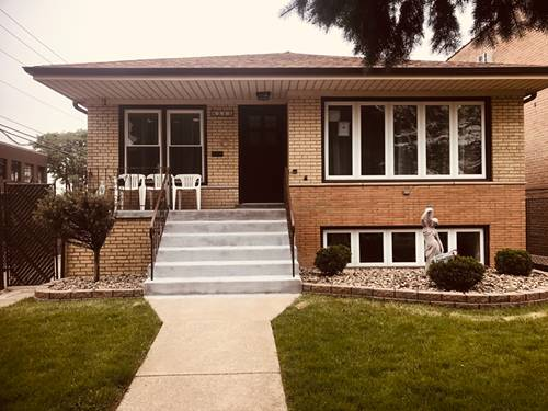 6242 S Mulligan, Chicago, IL 60638 Clearing West
