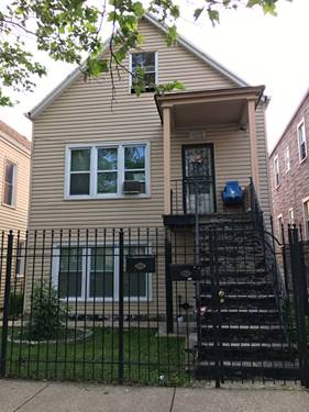 5118 S Rockwell, Chicago, IL 60632 Gage Park