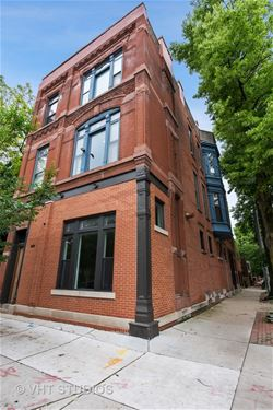 1858 N Sedgwick, Chicago, IL 60614 Lincoln Park